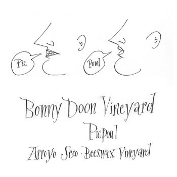 Wine Of The Week: Bonny Doon Beeswax Vineyard Picpoul 2019